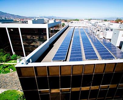 Mitigamos nuestro consumo energético gracias a la utilización de paneles solares