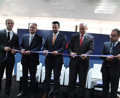 Bosch inaugura su primer centro de servicios empresariales en Costa Rica
