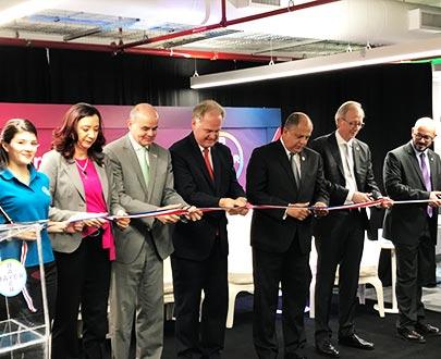 Bayer inaugura centro de servicios compartidos en AFZ