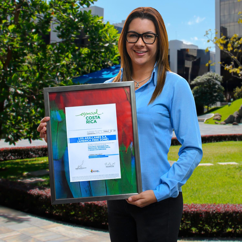 ¡AFZ se convierte en una de las marcas insignia de Costa Rica para el mundo!