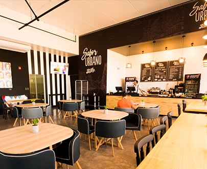 Sabor Urbano, un nuevo concepto de gastronomía se instala en AFZ